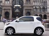 Autoarvio: Koeajossa Toyota IQ (2009)