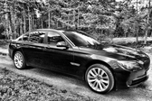 BMW 750iL X-drive  2011