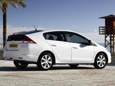 Autoesittely Honda Insight 2009