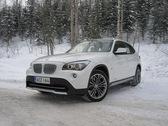 Autoesittely BMW X1 2010