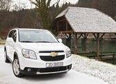 Koeajo Chevrolet Orlando 1.8 LTZ