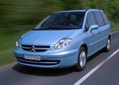 Autoesittely Citroen C8 2011-2012