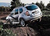 Autoesittely Dacia Duster (2010)