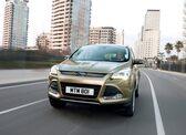 Autoesittely Ford Kuga 2012