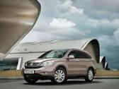 Autoesittely Honda CR-V 2012