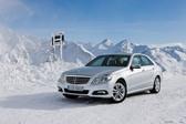 Autoesittely Mercedes-Benz E sarja (2010)