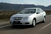 Autoesittely: Chevrolet Epica LT Diesel (2009)