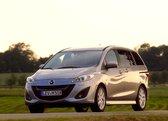 Autoesittely Mazda 5 2012