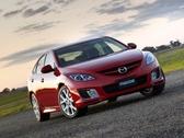 Autoesittely Mazda6 2011