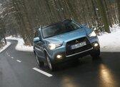 Autoesittely Mitsubishi ASX 2010