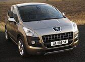 Autoesittely Peugeot 3008 2012