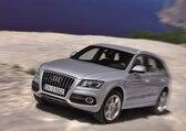 Autoesittely Audi Q5 2010-2011