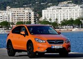 Autoesittely Subaru XV 2012