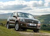 Autoesittely Volkswagen Tiguan 2012