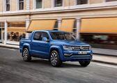 Unohda katumaasturit, Volkswagen Amarok on uusi musta