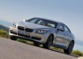 Autoesittely BMW 6-sarjan Gran Coupé 2013