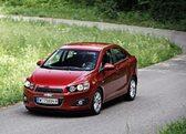 Autoesittely Chevrolet Aveo 2013