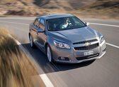 Autoesittely Chevrolet Malibu 2013