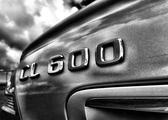 Mercedes CL600  2001