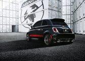 Autoesittely Fiat Abarth 500 & 500C 2013