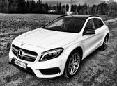 Mercedes Benz GLA 45AMG  2014