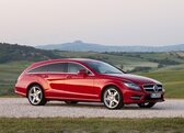 Autoesittely Mercedes-Benz CLS Shooting Brake 2013