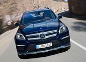 Autoesittely Mercedes-Benz GL 2013