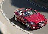 Autoesittely Mercedes-Benz SLK 2013