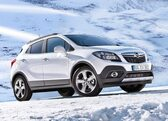 Autoesittely Opel Mokka 2013