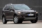 Autoesittely Mitsubishi Outlander 2012