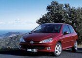 Autoesittely Peugeot 206 1998-2012