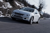 Autoesittely Peugeot 508 RXH 2013