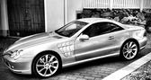 Mercedes Benz SL 55 AMG 2002