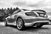 Mercedes Benz SLK 55 AMG  2014