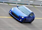 Autoesittely Subaru BRZ 2013