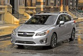 Autoesittely Subaru Impreza 2013
