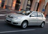Autoesittely Toyota Corolla 2001-2006