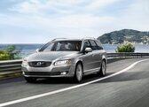Autoesittely Volvo V70 2013