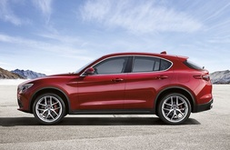 Alfa Romeo Stelvio, Immediately deliverable car