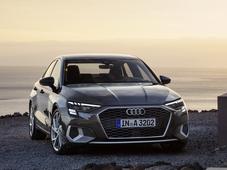 Audi A3, Uusi auto