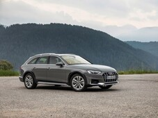Audi A4 Allroad Quattro, Immediately deliverable car