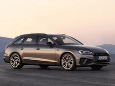 Audi A4, Uusi auto