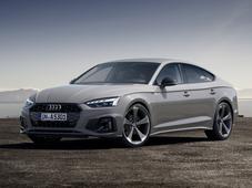 Audi A5, Uusi auto
