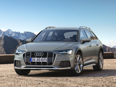 Audi A6 allroad quattro, Immediately deliverable car