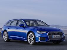 Audi A6, Uusi auto