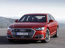 Audi A8, Immediately deliverable car