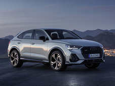 Audi Q3, Uusi auto