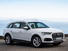 Audi Q7, Uusi auto