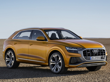 Audi Q8, Uusi auto