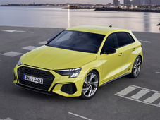 Audi S3, Immediately deliverable car